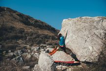 Climbing Photographs / My journey into the world of climbing.