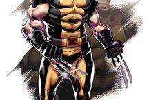 Wolverine e Punisher