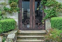 Wrought iron / Beautiful wrought iron