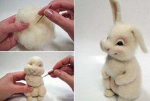 Tavşan figürleri