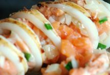 Seafood/ Frutos do mar
