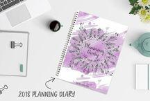 Educators Planning Diary