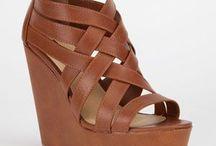 I love shoes..& boots..& sandles!