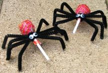 Halloween / Aquí teneis ideas para Halloween. Here you have some ideas for Halloween.