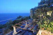 Villa Le Vedette near Santa Maria di Leuca in Puglia