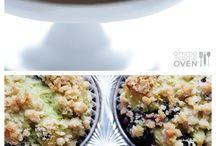 Recettes/ Cuisine/ Nourriture