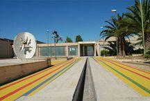 Museo Civico di Arte contemporanea - Uffico tecnico amministrativo