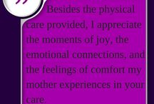 Testimonials / Take a look at what our clients are saying about Midnight Sun Home Care!