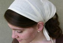 Christian Head Coverings / by Valenchia Hershberger
