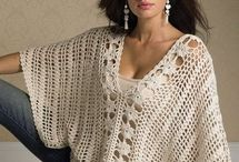 crochet top and tunic
