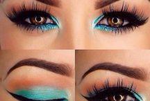 Make up - inspiracje