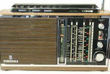 VINTAGE RADIO- TV-HI-FI / Vinage radio,tv,phones,sound,