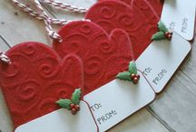 Name and gift tags