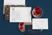Wedding Invitation Inspiration / One's first impression is their last, so of course your Wedding Invitation has to be top notch!