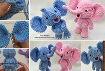 >> Crochet toys <<