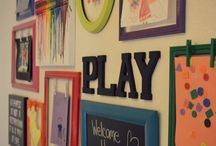 Billy lid ideas / Kids ideas for play, arrangements, rooms and sensory inspiration.