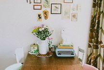 Idées tables / chaises