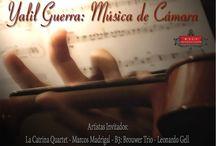 """""""Estrenos en Concierto"""", the new album by Yalil Guerra"""