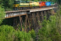 Cool train pictures / by Matthew Falkowski