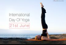 International Day Of Yoga / Yoga: An Intangible Cultural Heritage Of Humanity