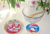 deserts/snacks/beverages / by Diane Boren