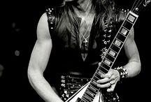 Favorite guitar player