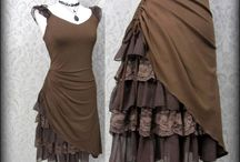 Outfits & designs - steampunk victorian