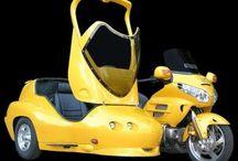 Motory i skutery