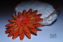 Moje tvorba / my work / Šperky z polymeru / Jewelry from a polymer