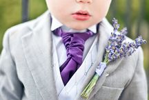 Wedding - Page Boy Idea's