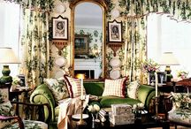 English Country Deco
