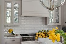 Kitchen & Inspired Living / #DeltaFaucetInspired / by OurOrdinaryLife