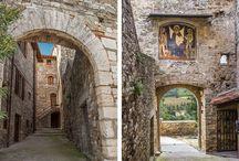 APPARTAMENTI IN UMBRIA / Magnifici appartamenti nei più bei Borghi e città D'arte dell'Umbria