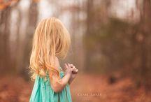 Photography - Children / Photography Inspiration of children