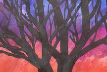 Watercolor / by Cris Sumera