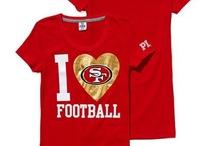 Faithful 49er fan!! / by Kasey Neely