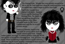 Trad Goth theme