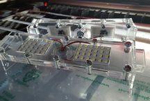 Laserworks / Arbeiten mit Laser