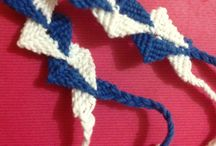 My DIY bracelets / Handmade
