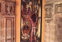Diego Rivera y los muralistas