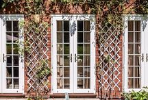 French Doors / French doors add extra style to any home – whether used internally to provide an attractive entrance to a conservatory or as a traditional outlook to a garden.