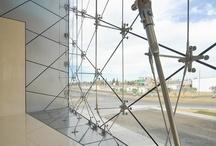 Architecture glass