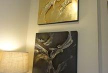 pinturas abstracts