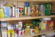 Food Storage / by Sharon Sellers