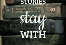 Harry Potter - books
