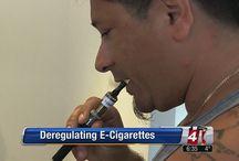 E-Cigarettes / by Bill Netter