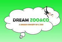 Dream Zoo&Co Ontwerp / De eerste ideeen over hoe Dream Zoo&Co er moet uitzien