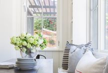 Modern farmhouse Breakfast room