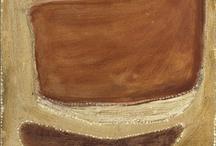 Painting Idols - Rover Thomas
