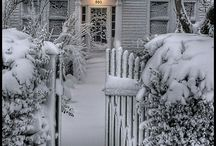 Winter Scapes and Cozy-ness   / by Maggie Blackwell